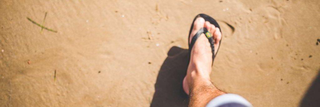 Cómo evitar los hongos en los pies